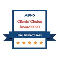 Avvo Clients' Choice 2020